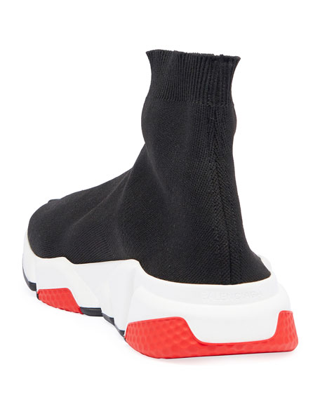 47935c216de5 Image 3 of 3  Men s Speed Mid-Top Trainer Sock Sneakers
