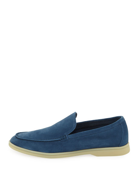 Summer Walk Suede Driver