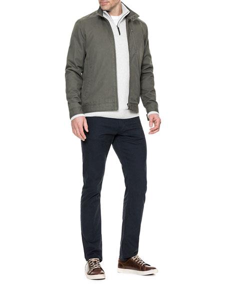 Rodd & Gunn Armitage Cotton-Twill Jacket