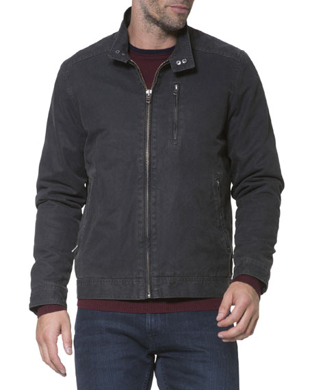 Image 1 of 4: Rodd & Gunn Jack Cotton-Blend Twill Jacket