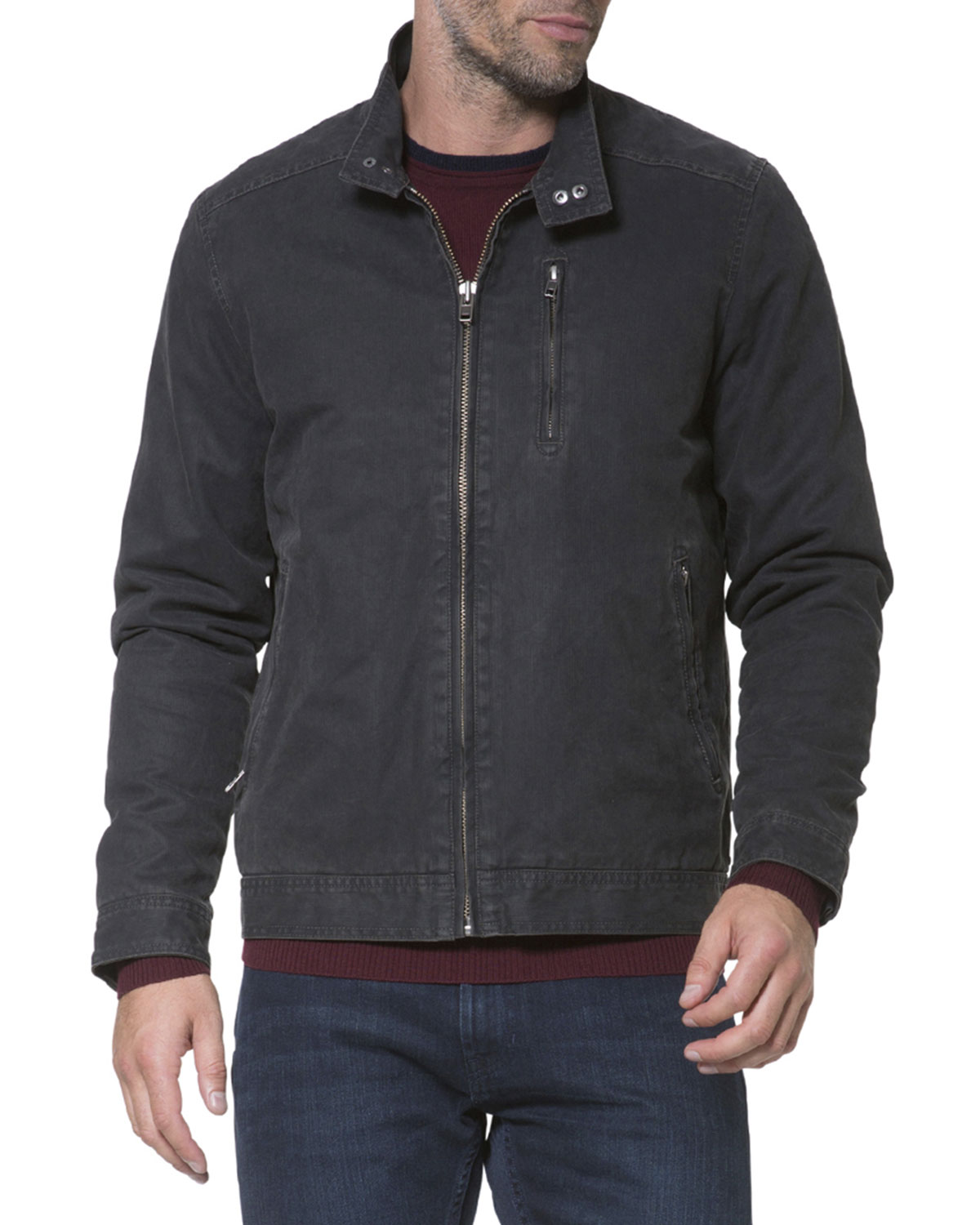 Rodd & Gunn Jack Cotton-Blend Twill Jacket
