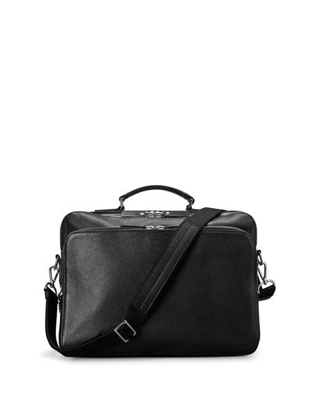 Shinola Men's Canfield Luxe Grain Leather Briefcase