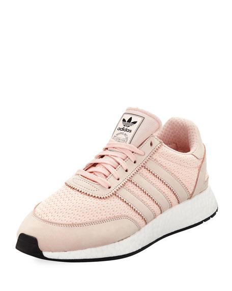 Adidas Men's I-5923 Trainer Sneaker, Pink