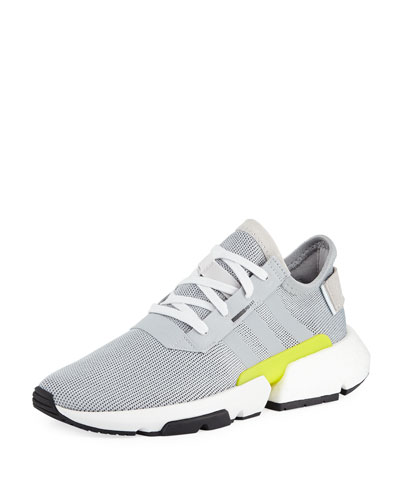 Men's Pod-S3.1 Running Sneaker, Gray