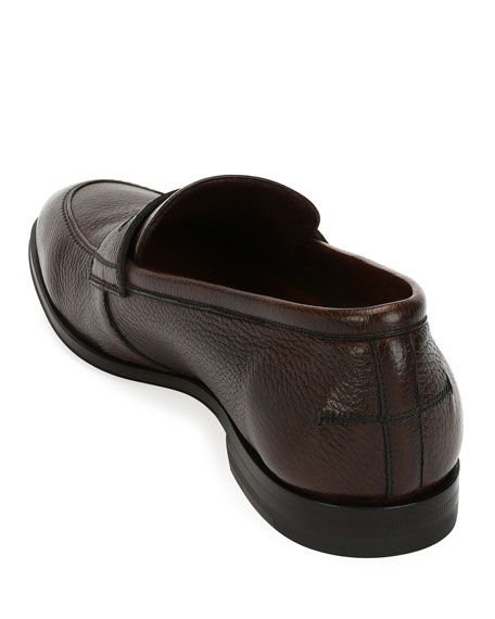 22906f20d78 Image 3 of 3  Webb Leather Penny Loafer