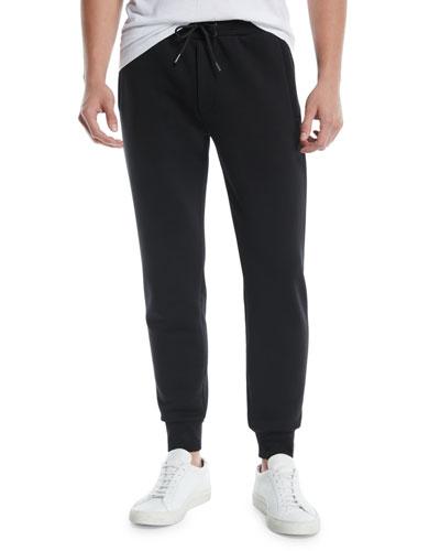 Men's Cure Fleece Drawstring Hybrid Jogger Sweatpants