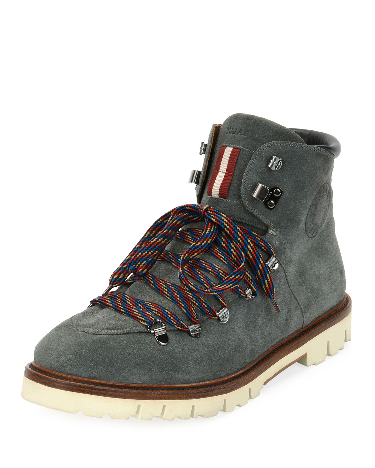 9f3f8ccd184 Men's Chack Suede Hiking Boots