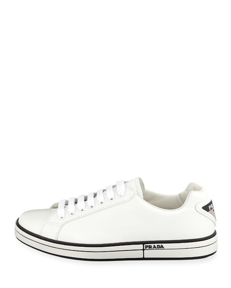 Men's Avenue Plume Leather Low-Top Sneakers
