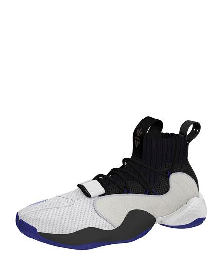 Adidas Men s Crazy BWY LVL X High-Top Sock 68290b8d7