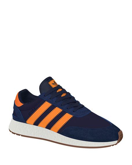 Adidas Men's I-5923 Trainer Sneaker, Blue
