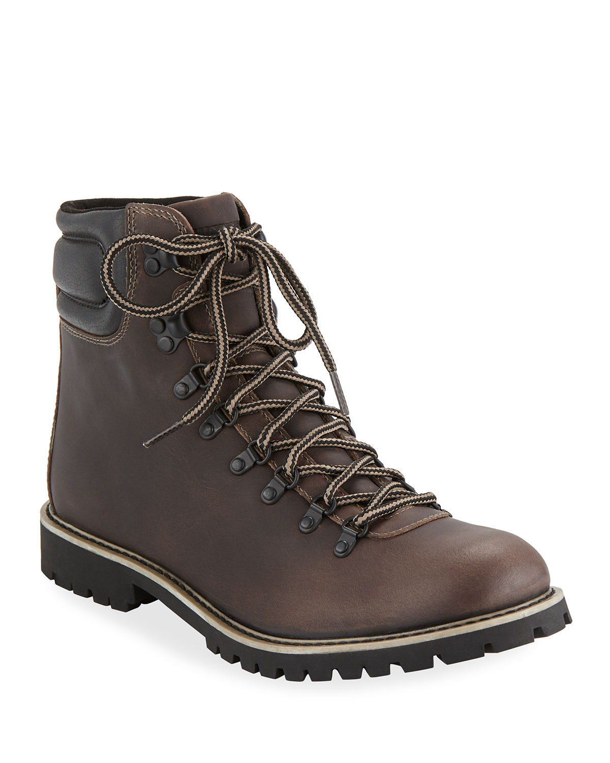 9610094740c Men's Waterproof Leather Hiking Boots