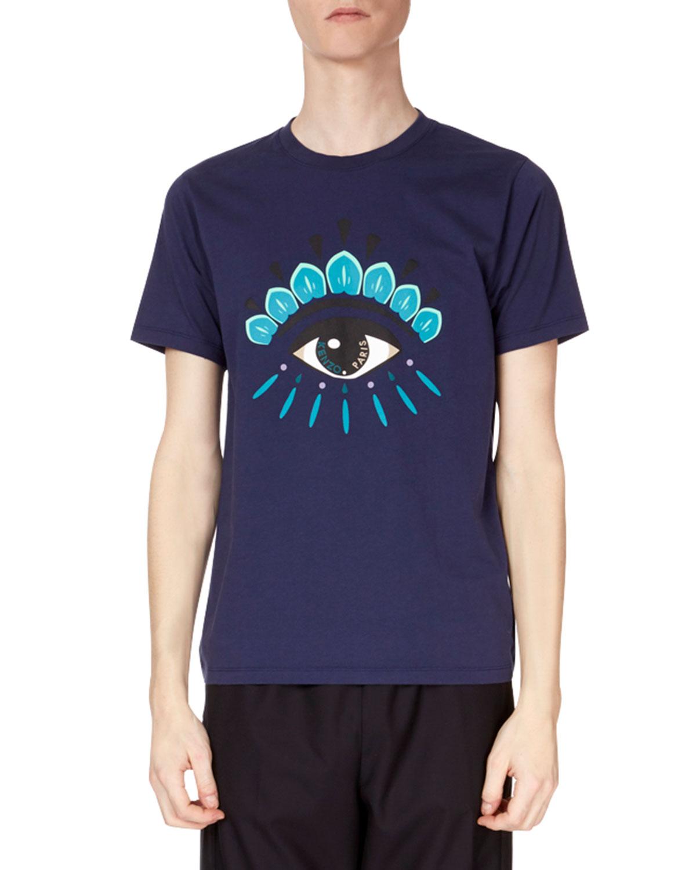 a08abb024 Kenzo Men's Eye Graphic T-Shirt | Neiman Marcus