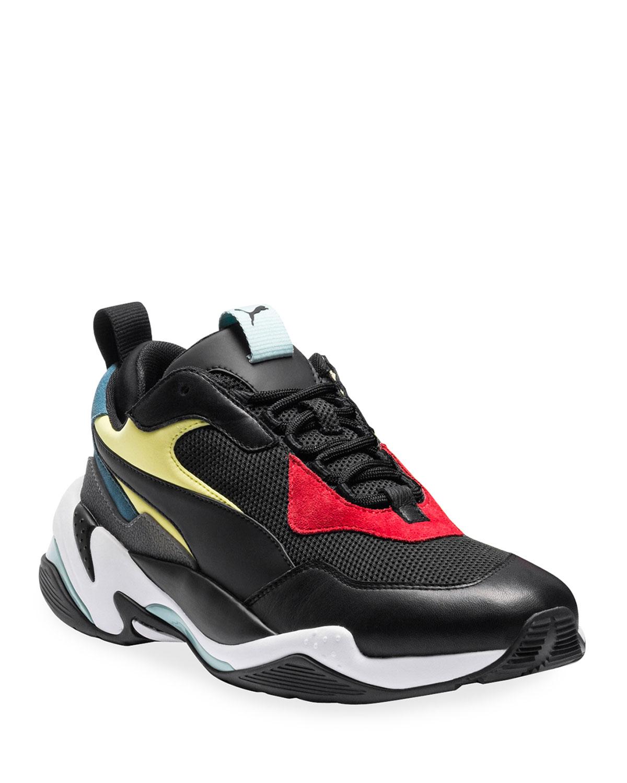 5c2a80effc94 Puma Men s Thunder Spectra Colorblock Sneaker