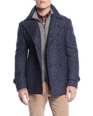 881c1a4302 Men's Overcoats & Top Coats at Neiman Marcus