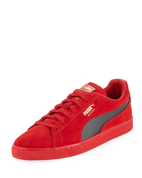 Men's 50 Suede Low-Top Sneakers