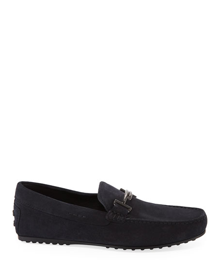 Tod's Men's Double-T City Gommino Loafers
