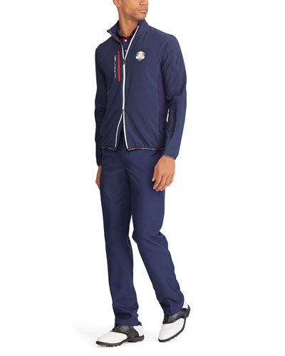 Men's Ryder Cup Zip-Front Layering Golf Jacket