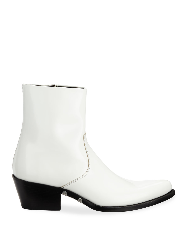 Temo 4 Spazzolato Leather Boots