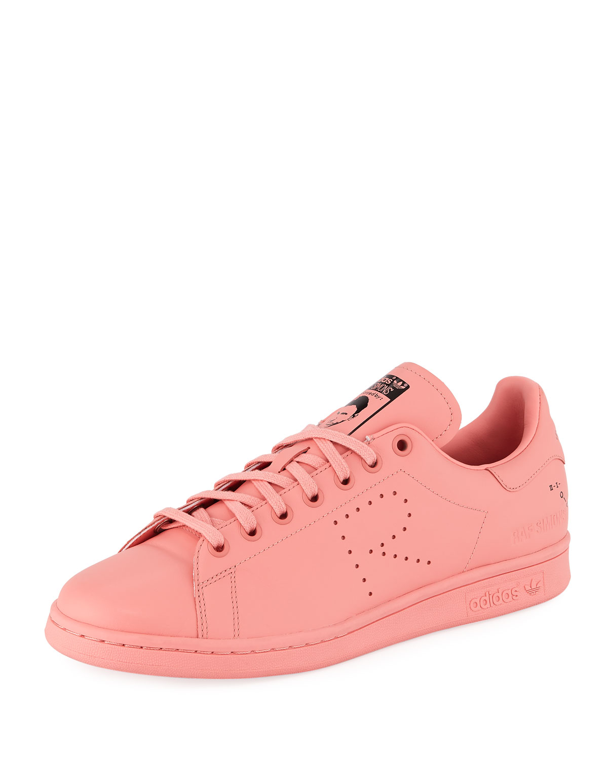 best loved 910d7 00f5e adidas by Raf Simons Men s Stan Smith Leather Low-Top Sneakers