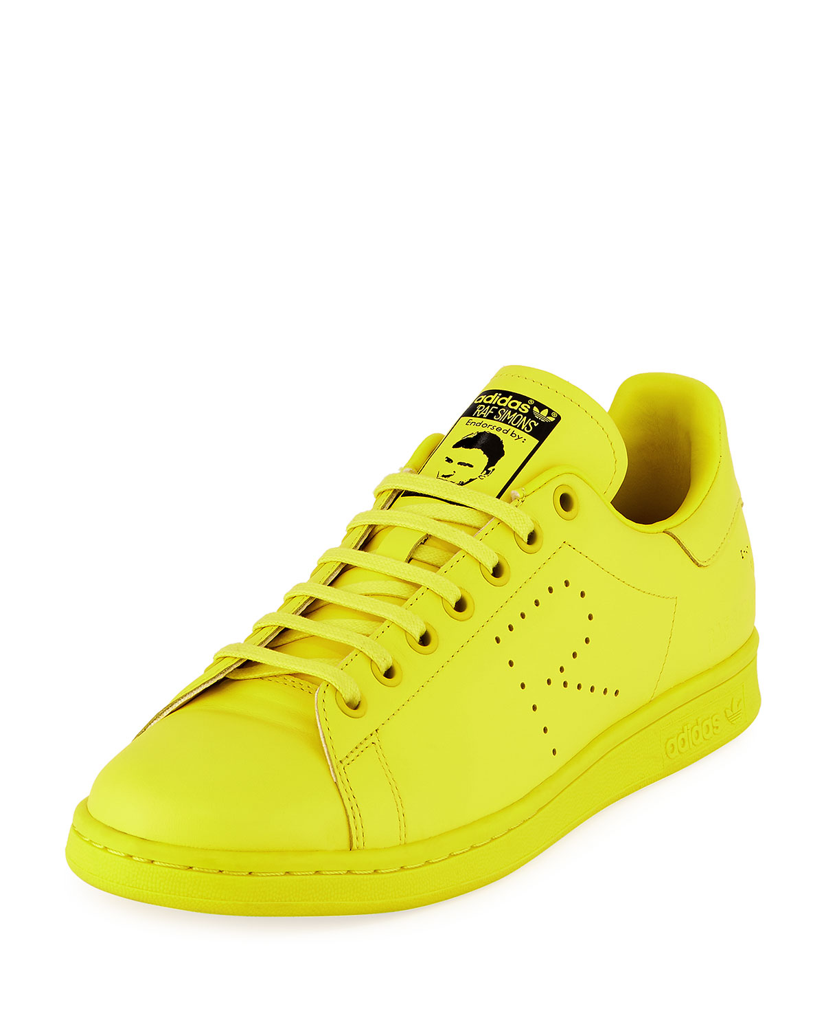 204a8eacf64dcf adidas by Raf Simons Men s Stan Smith Leather Low-Top Sneakers ...