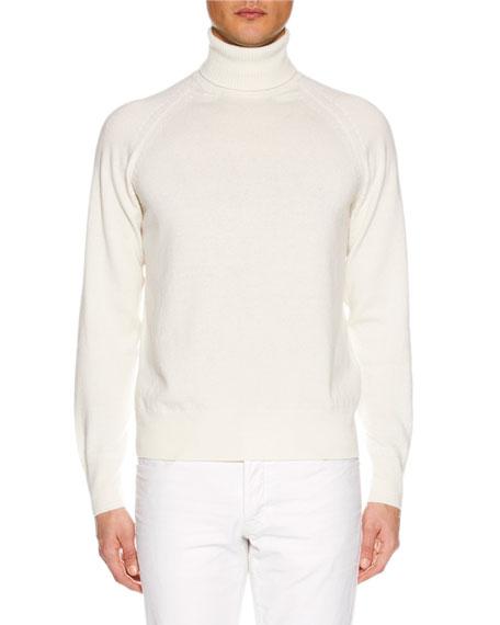 tom ford men 39 s raglan sleeve cashmere turtleneck sweater. Black Bedroom Furniture Sets. Home Design Ideas