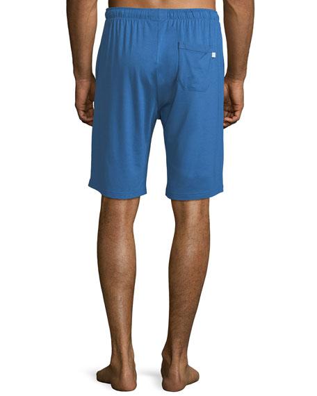 Derek Rose Men's Basel 5 Jersey Lounge Shorts