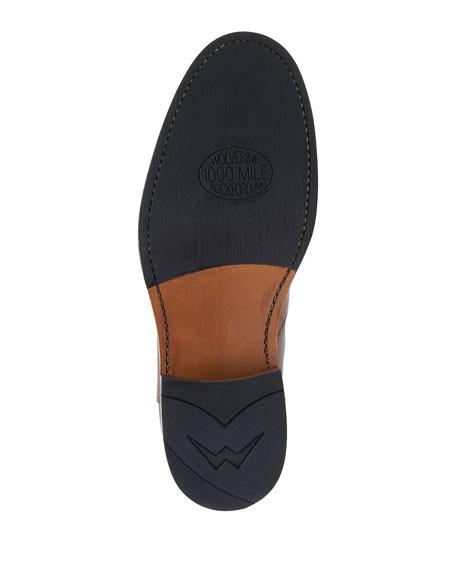 Wolverine Men's Montague Leather Chelsea Boots, Tan