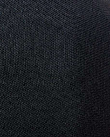 Ermenegildo Zegna Men's Nailhead Wool Two-Piece Suit
