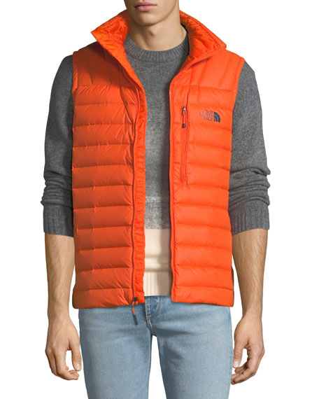 The North Face Men's Morph ThermoBaffle Down Vest
