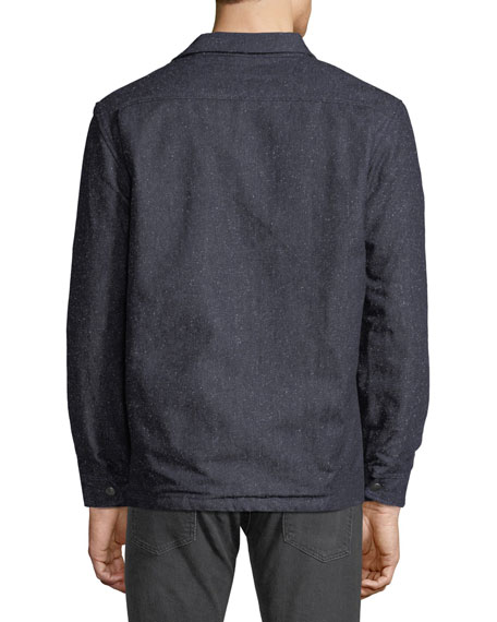 Levi's Made & Crafted Men's Denim Shirt Jacket