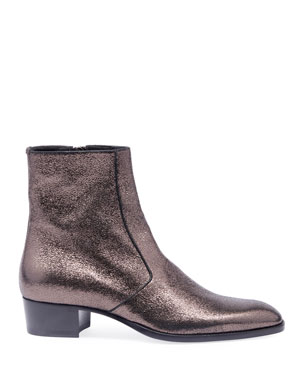 41d7770d Saint Laurent Men's Shoes & Sneakers at Neiman Marcus