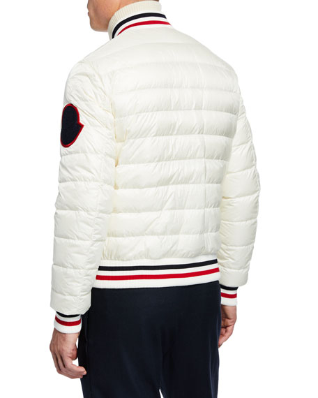 Moncler Men's Deltour Puffer Jacket