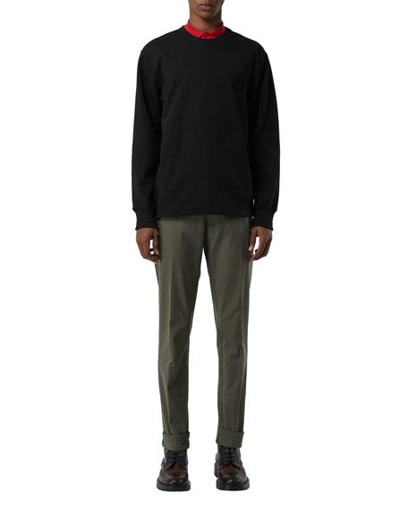 Burberry Men's Jayford Cotton Sweatshirt