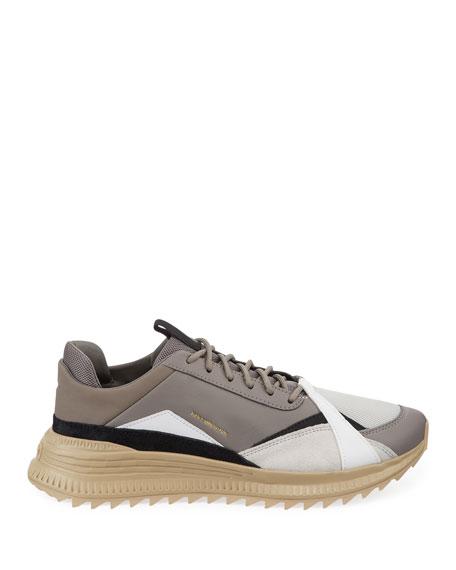 Puma Men's x Han Kjobenhavn Avid Colorblock Leather Sneakers