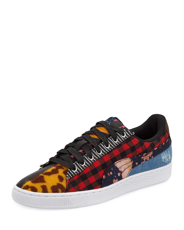 Componer Legado basura  Puma Men's Court Culture Graphic Low-Top Sneakers | Neiman Marcus