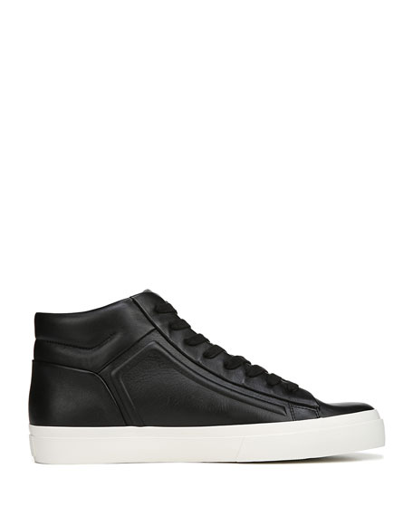 Vince Men's Fynn Glove Leather Low-Top Sneakers
