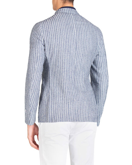 Men's Stripe Jacket