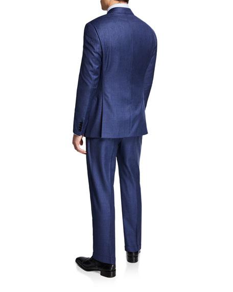 Emporio Armani Men's Sharkskin Two-Piece Suit
