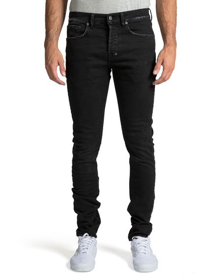 PRPS Men's Stretch Fabric Denim Jeans
