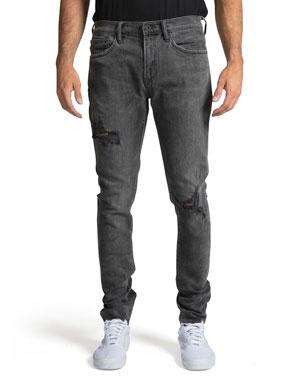 ecd90307 PRPS Men's Windsor Stretch Washed Denim Jeans