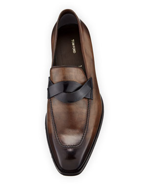 a43480f16 TOM FORD Men's Shoes : Boots & Sneakers at Neiman Marcus