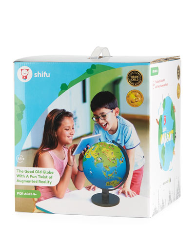 Shifu Orbit Interactive Globe
