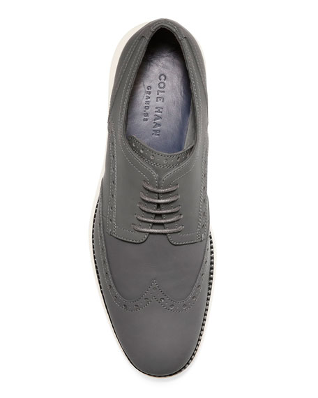Cole Haan Men's Original Grand Leather Wing-Tip Oxfords