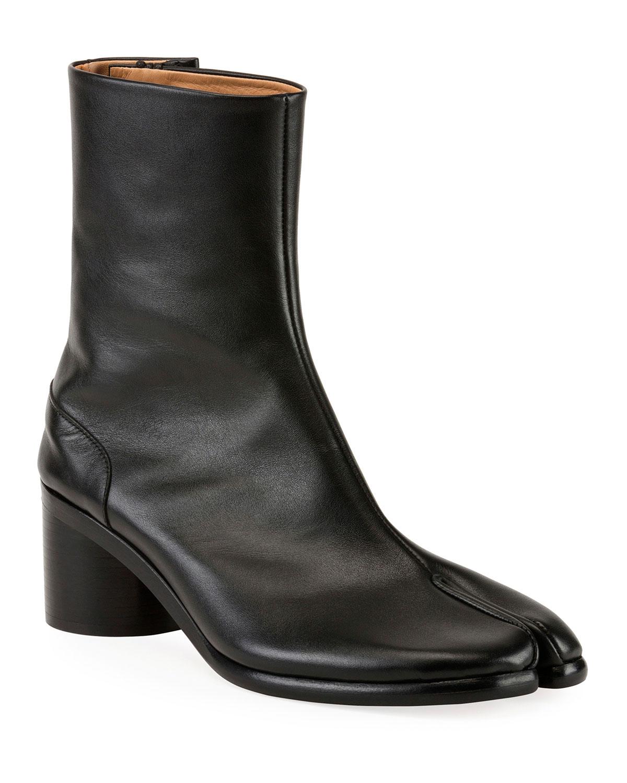 8e865c28045 Men's Tabi Split-Toe Ankle Boots