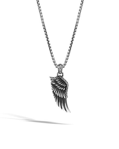John Hardy Men's Legends Eagle Silver Pendant