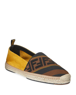 c7a44382facd Fendi Men s Shoes   Sneakers at Neiman Marcus