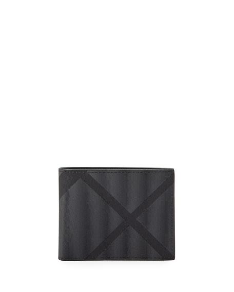 Burberry Men's Graphic Hipfold Wallet