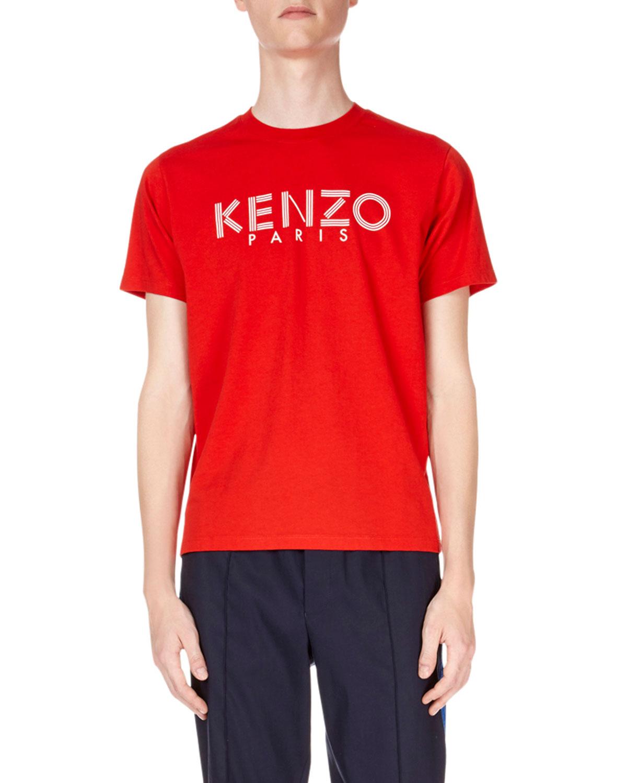 d730354a Kenzo Men's Classic Kenzo Paris T-shirt | Neiman Marcus