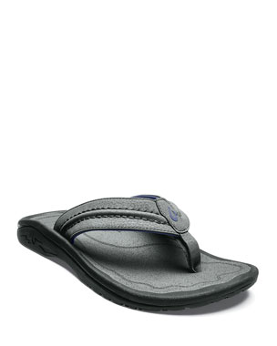 07d2e5183b61 Men s Designer Sandals   Flip Flops at Neiman Marcus