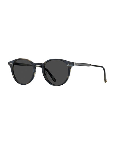 Men's Clune Round Sunglasses